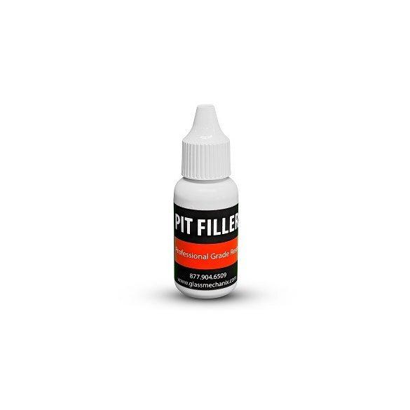Pit Filler Szélvédő javító ragasztó 10 ML