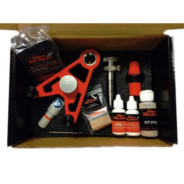 Daytona Limited Windshield Repair Kit