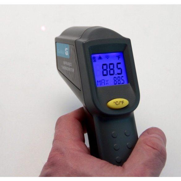 Infrás Hőmérő