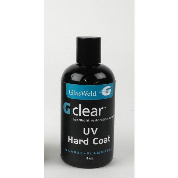 Gclear UV Coating 8 OZ