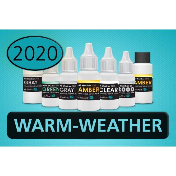 2020 Warm-Weather Resin