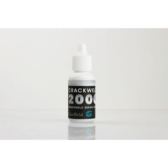 Long Crack – CrackWeld Resin