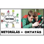 Mentor-360 + személyes 1,5 Órás oktatás